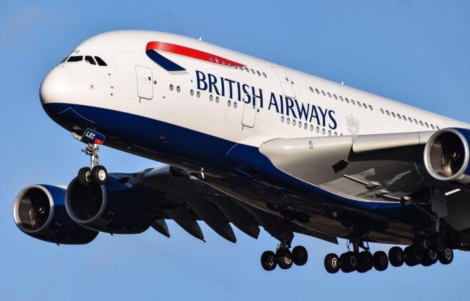 British Airways Airbus A380-800 G-XLEC (Image: Aviation Media Agency)