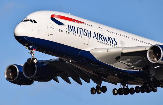 British Airways Airbus A380-800 G-XLEC (Image: Aviation Media Agency)