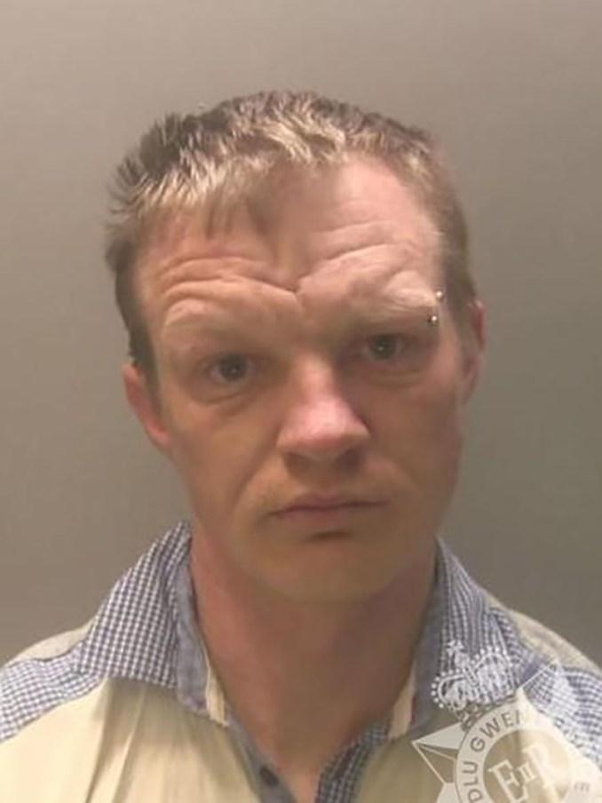 Matthew Davies (Image: Gwent Police)