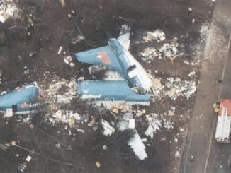 M1 Air Crash (Image: AAIB)
