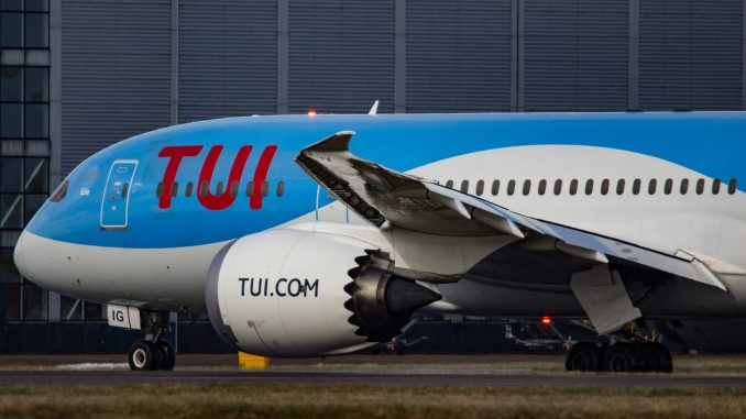TUI Airways UK (Image: TransportMedia UK)