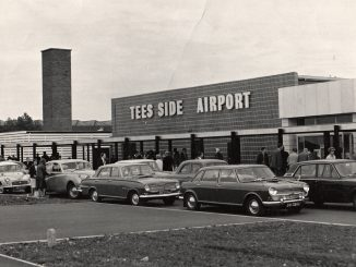 Teesside Airport 1967 (Image: Northern Echo/Teesside Airport)