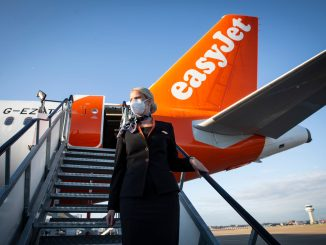 easyJet fast tracks cabin crew to be NHS Vaccinators