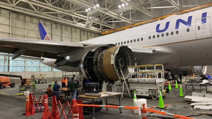 UA328 Boeing 777-200 (Image: NTSB/Public Domain)