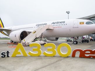 First A330neo delivery for Uganda Airlines (Airbus/H.GOUSSE)