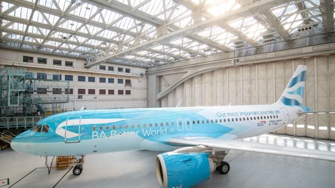 BA Better World A320neo