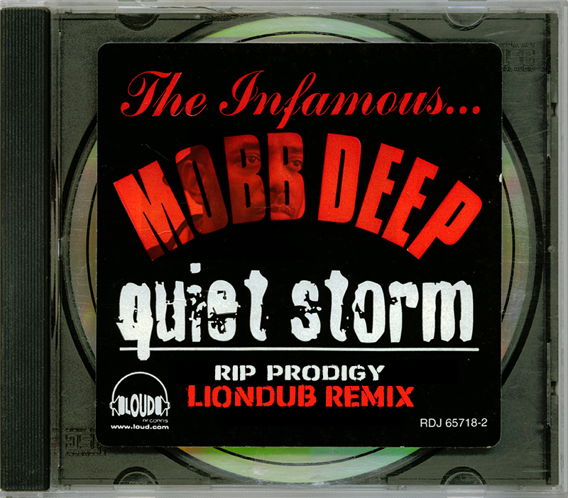MOBB DEEP - QUIET STORM  (LIONDUB REMIX) [FREE DOWNLOAD]