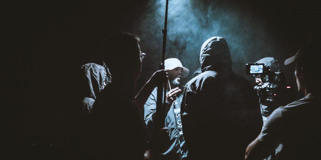 Jammz & Jook - No Remorse Video Shoot
