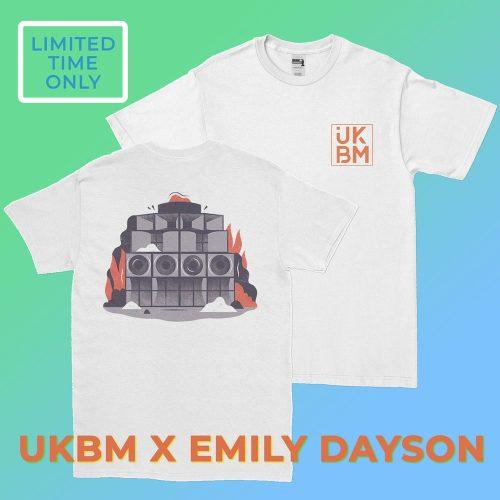 UKBM x EMILY DAYSON