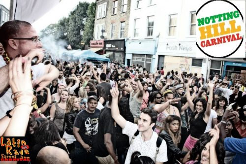 Latin Street Rave