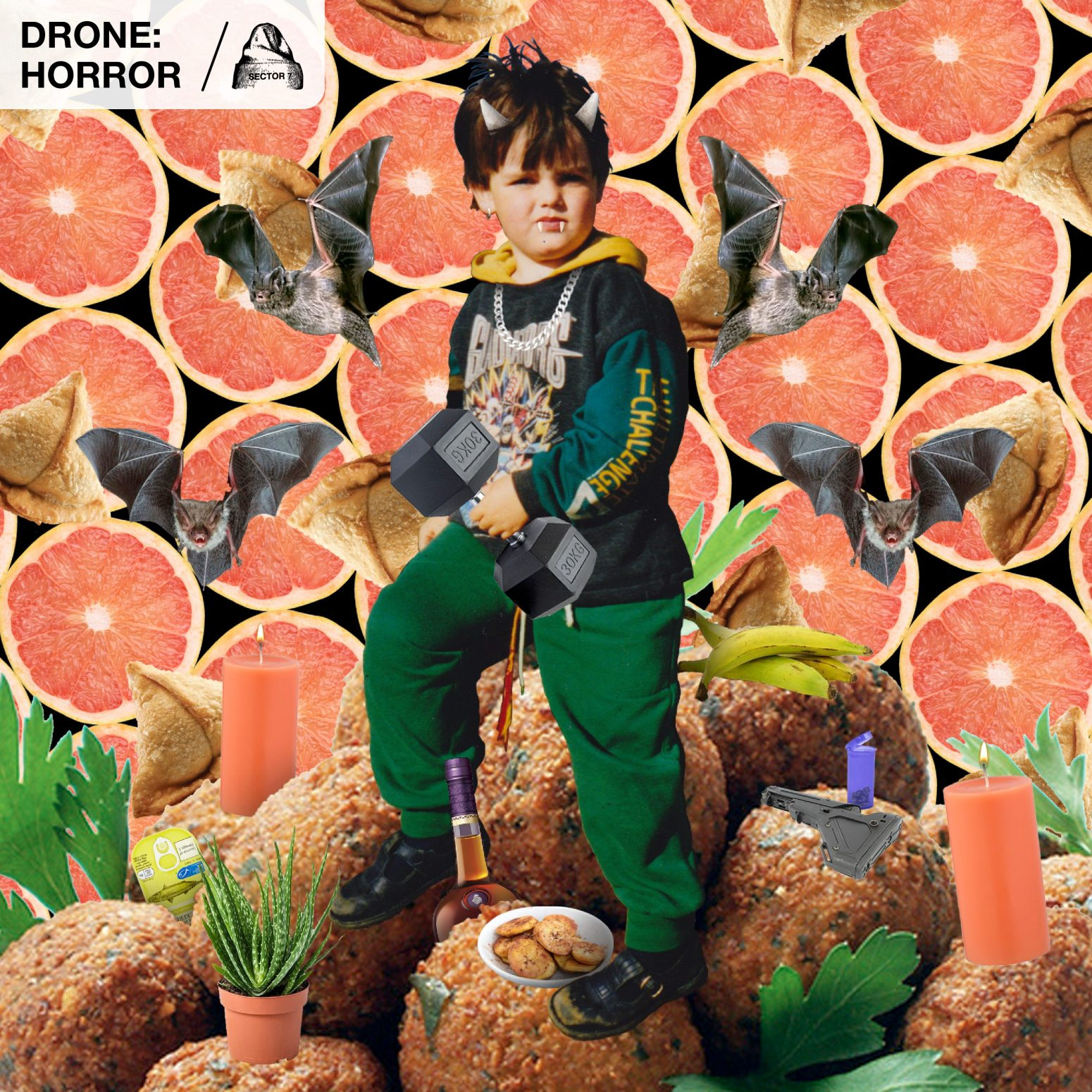 Drone - Horror