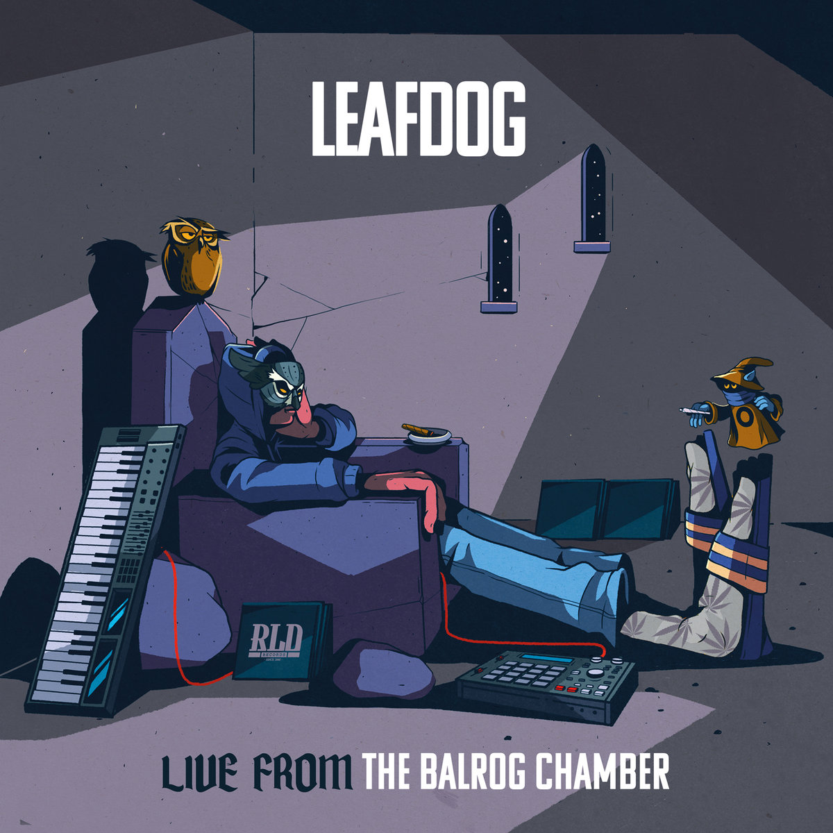Leaf Dog - Live From The Balrog Chamber