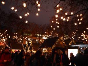 Weihnachtsmarkt der Engel