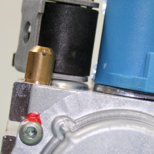 gas flow valve
