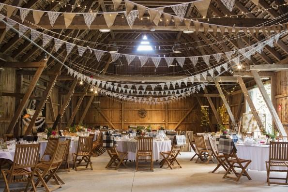 bunting, rustic wedding, wedding bunting