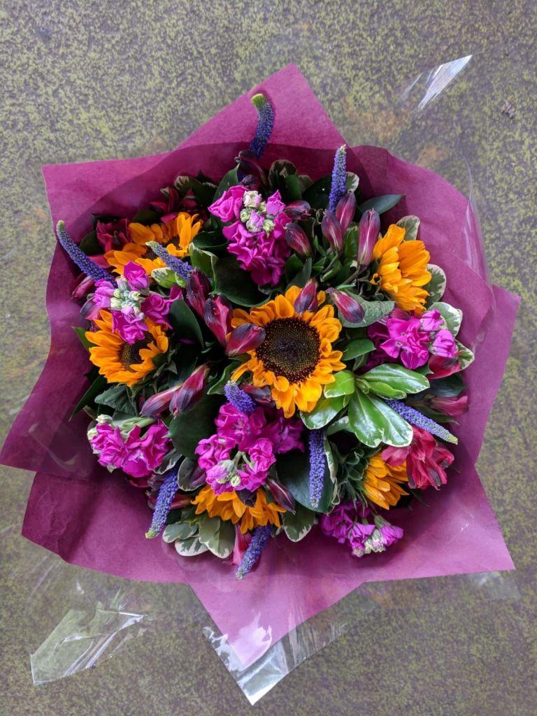 Moyses Stevens Flowers.
