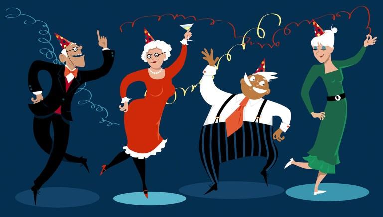Get granny dancing with golden oldies!