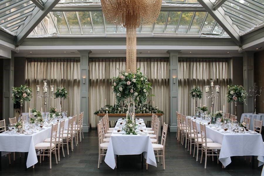 How beautiful is this venue?!