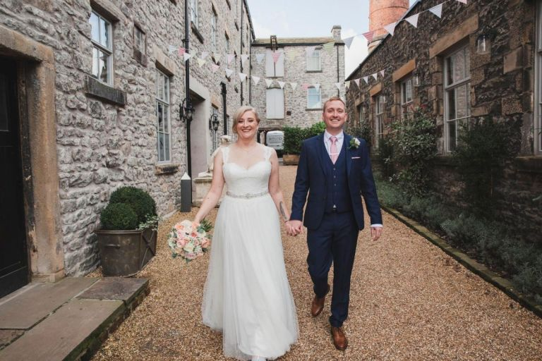 Louise and Ben had their photos taken by Sarah Redman Photography!