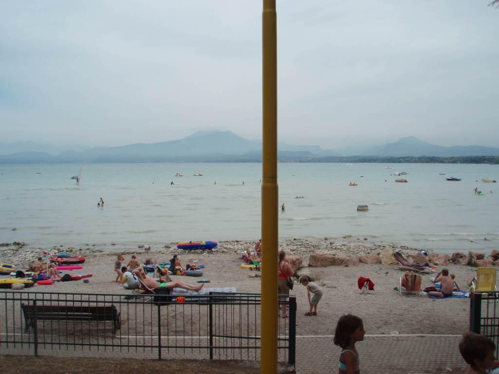 Lake Garda view from Bella Italia