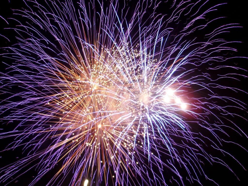 Ca' Savio fireworks