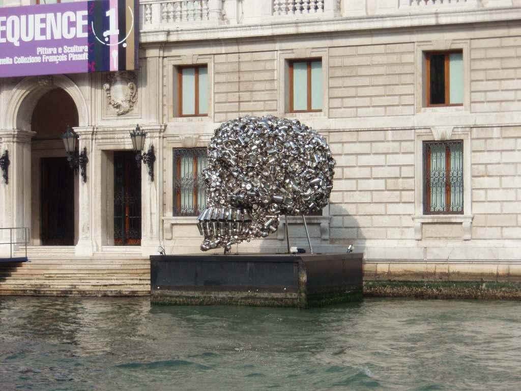 modern art in Venice