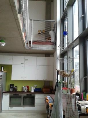 kitchen at Spreefeld