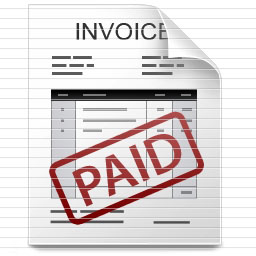 monthly invoice paid twice by it agency uk contractors uk