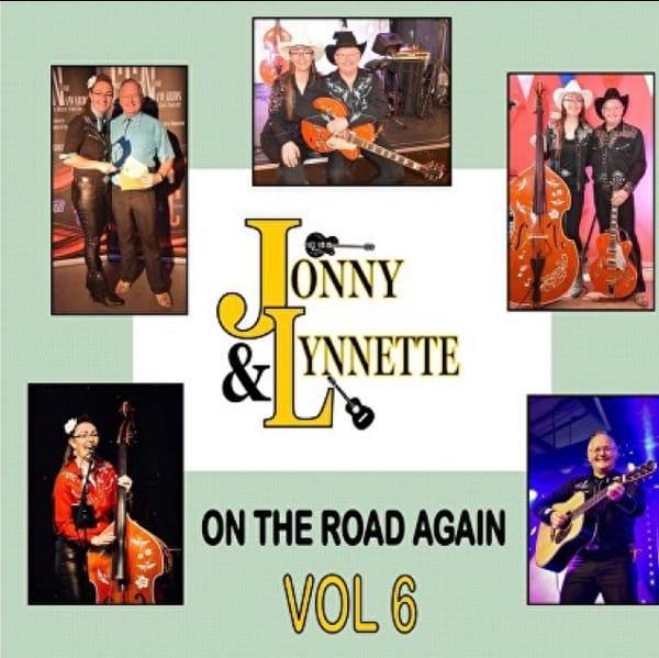 Album cover of On The Road Again