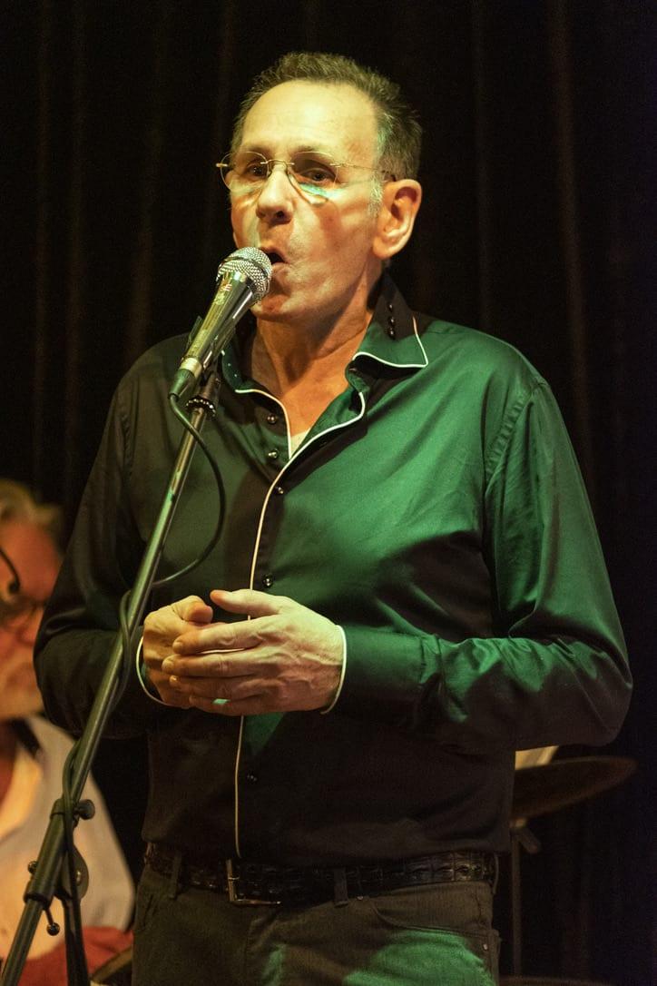 Sam McCaughey - lead vocals