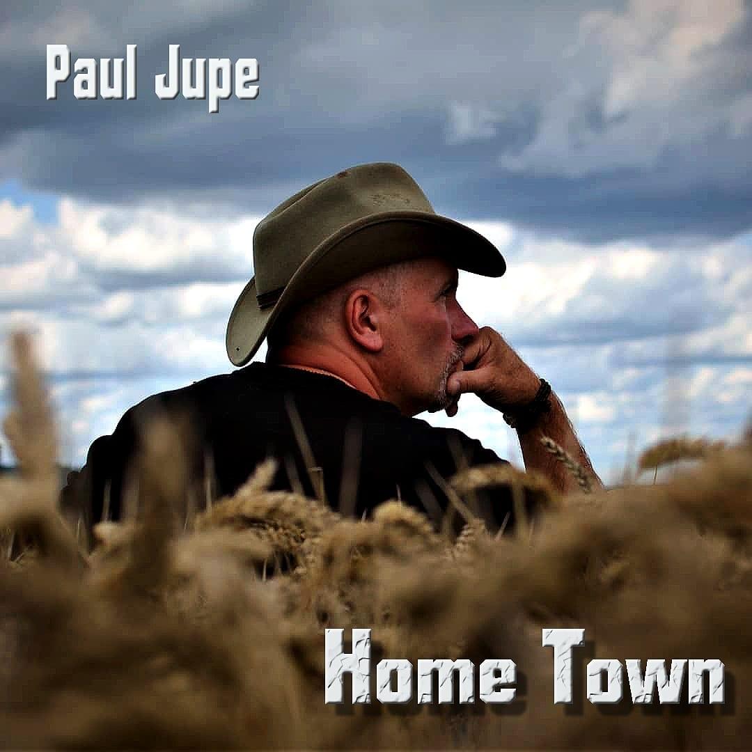 Paul Jupe - HomeTown cover