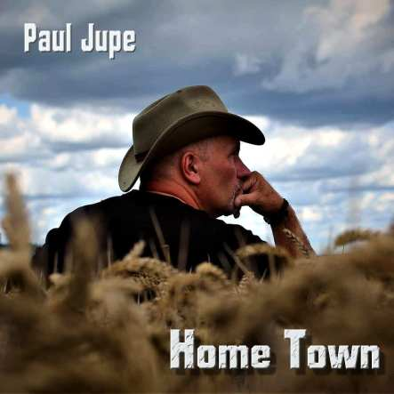 Paul Jupe - HomeTown cover