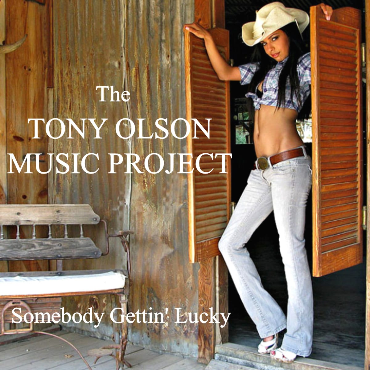 The Tony Olson Music Project - Somebody Gettin' Lucky