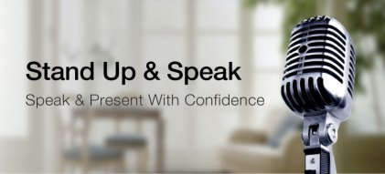 Stand Up and Speak