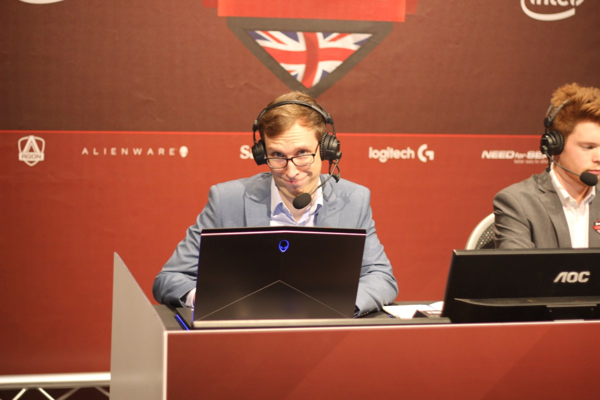 Madness started to set in at the casters desk as it looked like we would be seeing all 7 maps