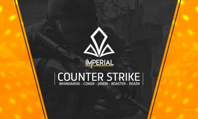 the imperial roster announce