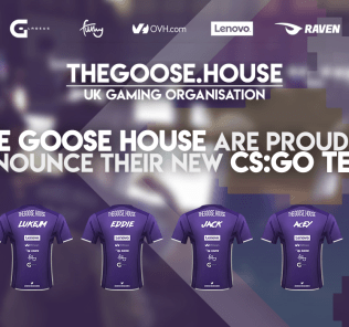 the goose house roster