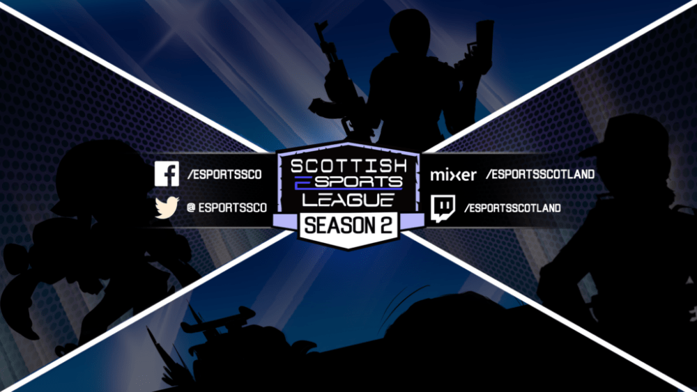 scottish esports league season 2