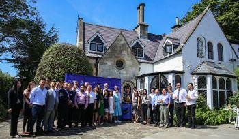 Magna Carta Island Blockchain Forum Event Guest Picture