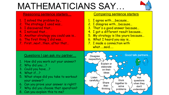 Maths Oracy Mat by @snoopycmf - @UKEdResources