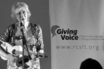 2014-06-07 Giving Voice Ashington Football Club Liz 01-crop2