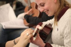 ukelele workshop informeel leren