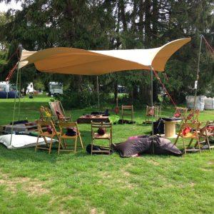 Kampvuur Festival workshop ukelele Ukelele4U