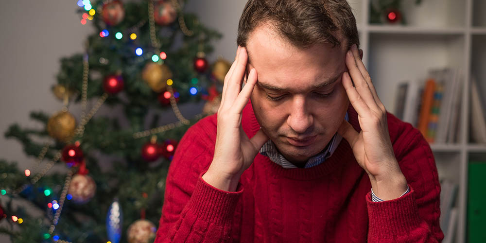 How To Manage The Dreaded Holiday Blues