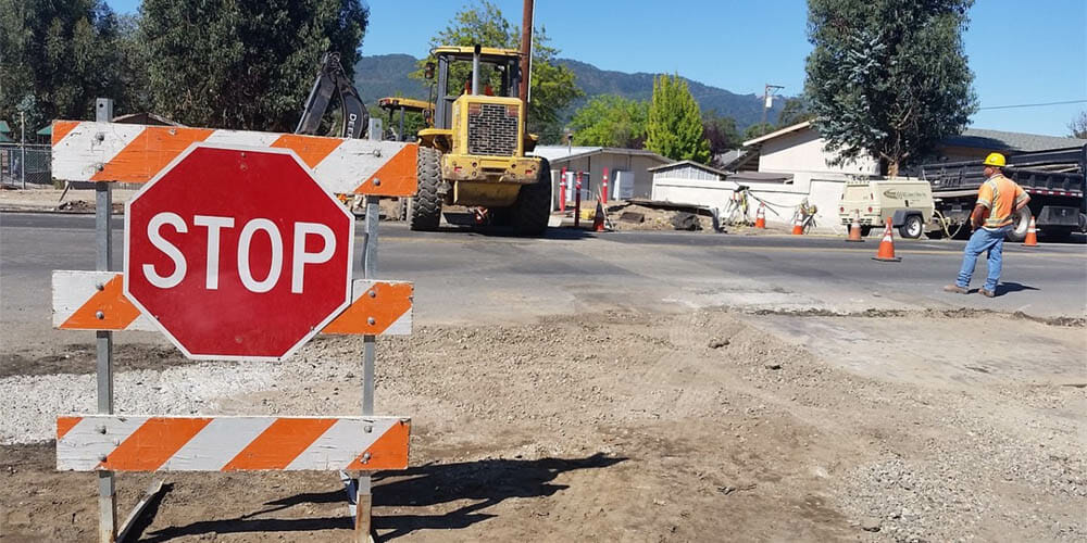 2018 Means Major Construction On Highway 111 In Indio