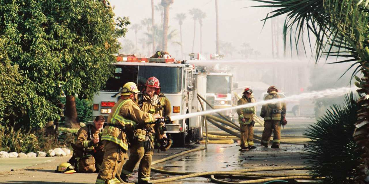 Firefighters Provide Primer To Need For Measure D
