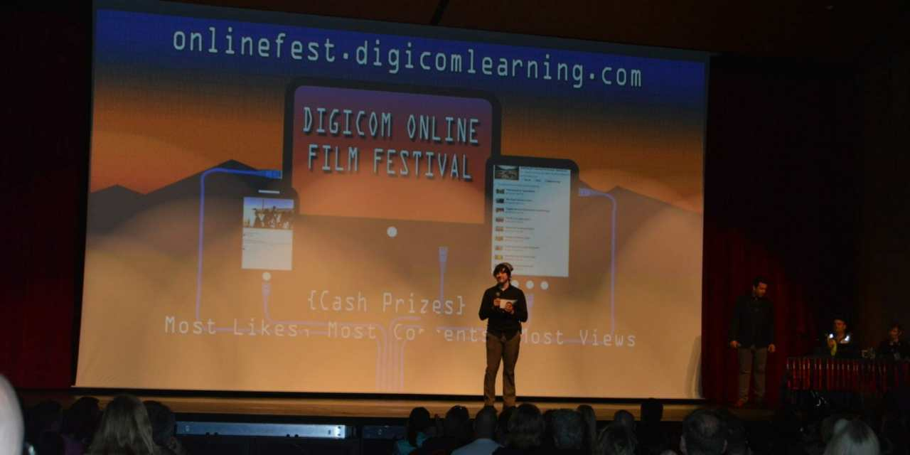 Celebrate DIGICOM's 10th Anniversary At 'Evening at the Movies'