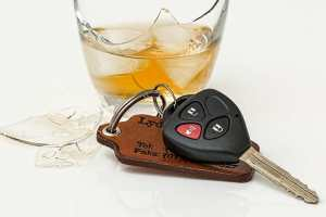 Driver's License, DUI Checkpoint Set