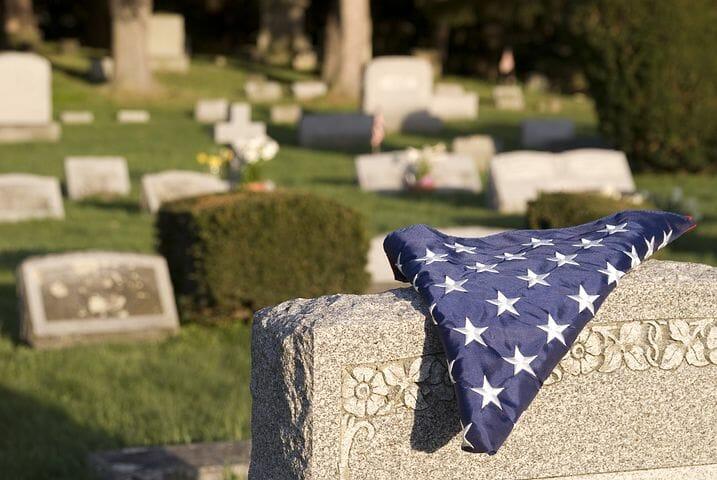A Lesson in Retiring a U.S. Flag