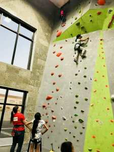 Desert Rocks Indoor Rock Climbing Gym
